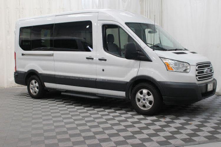 2017 Ford Transit Passenger 350 XLT 15 Wheelchair Van For Sale #7