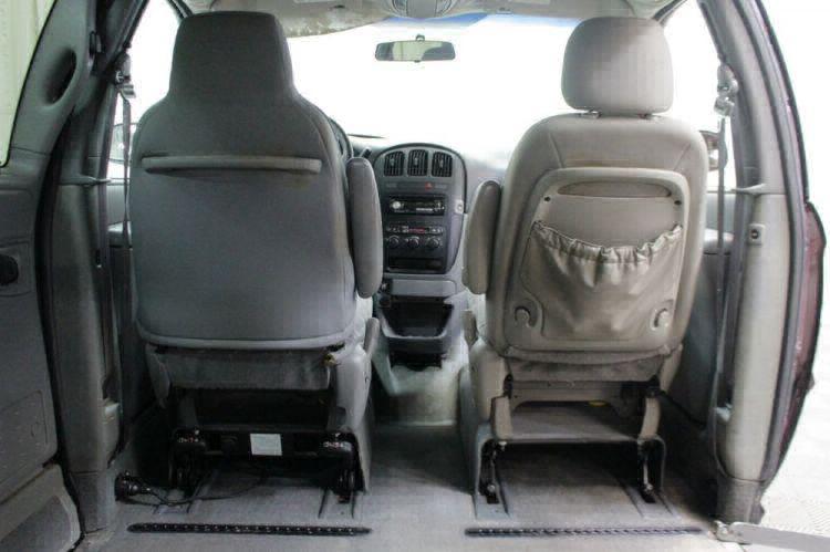 2004 Dodge Grand Caravan SE Wheelchair Van For Sale #7