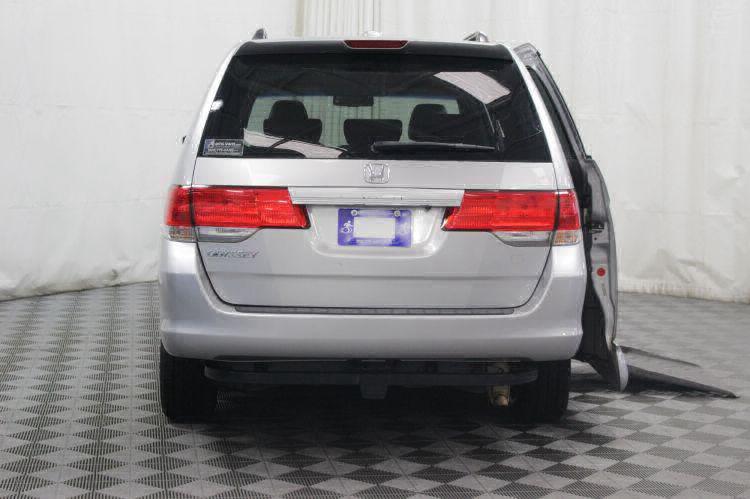 2010 Honda Odyssey EX-L w/DVD Wheelchair Van For Sale #2