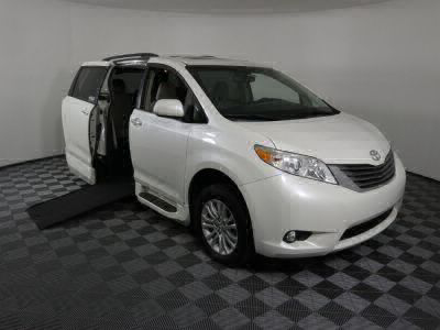 Used Wheelchair Van for Sale - 2016 Toyota Sienna XLE Limited Wheelchair Accessible Van VIN: 5TDYK3DC9GS707477