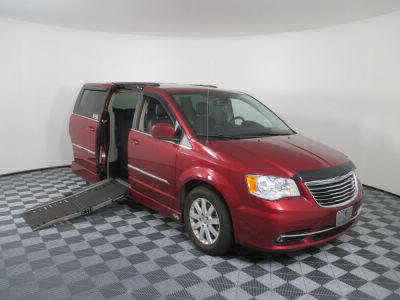 Used Wheelchair Van for Sale - 2015 Chrysler Town & Country Touring Wheelchair Accessible Van VIN: 2C4RC1BG1FR570845