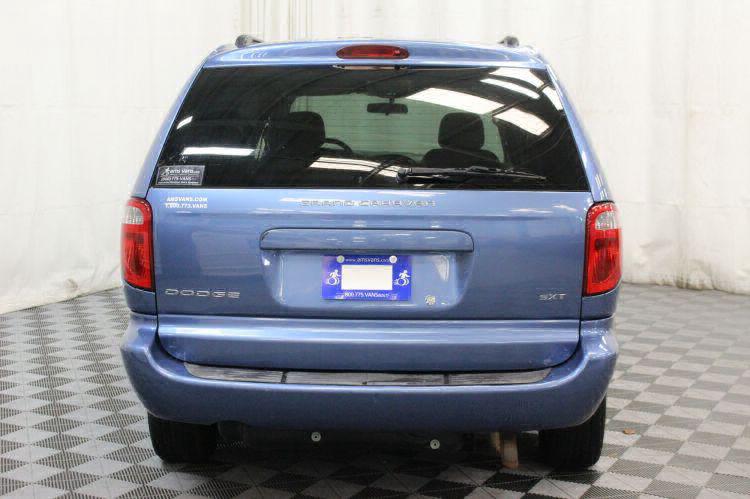 2007 Dodge Grand Caravan SXT SXT Wheelchair Van For Sale #6