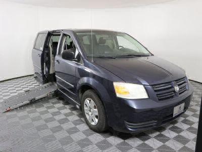 Used Wheelchair Van for Sale - 2008 Dodge Grand Caravan SE Wheelchair Accessible Van VIN: 2D8HN44H08R771945