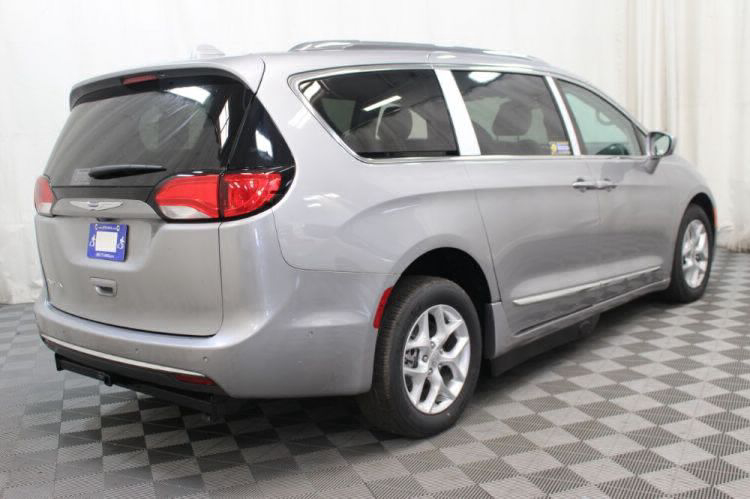 2017 Chrysler Pacifica Touring-L Plus Wheelchair Van For Sale #5