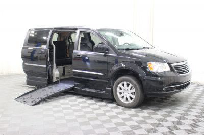 Used Wheelchair Van for Sale - 2014 Chrysler Town & Country Touring Wheelchair Accessible Van VIN: 2C4RC1BG8ER441984