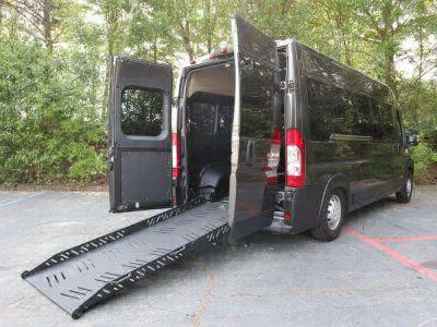 New Wheelchair Van for Sale - 2020 RAM 2500 Promaster Window Van 159 Wheelchair Accessible Van VIN: 3C6TRVPG7LE139175