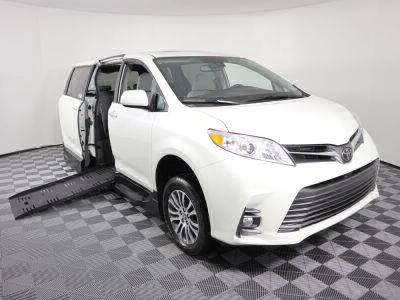 New Wheelchair Van for Sale - 2019 Toyota Sienna XLE +SC Wheelchair Accessible Van VIN: 5TDYZ3DC8KS009513