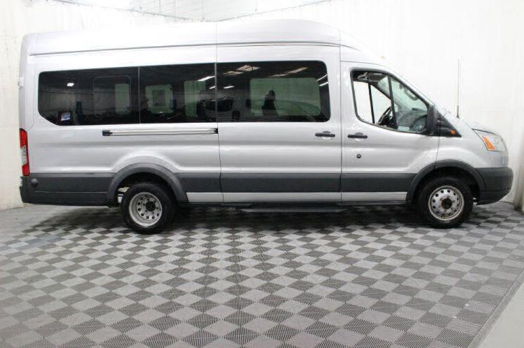 2018 Ford Transit Wagon 350 XLT-HD 15 Wheelchair Van For Sale #12