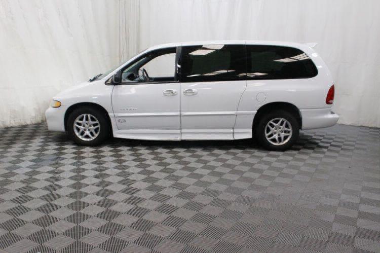 2000 Dodge Grand Caravan SE Wheelchair Van For Sale #26