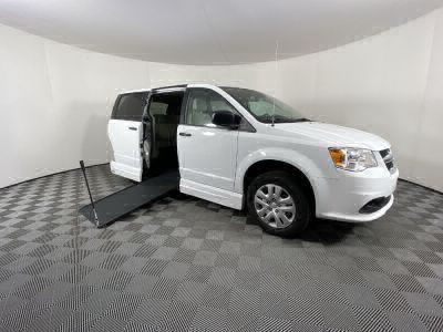 Handicap Van for Sale - 2019 Dodge Grand Caravan SE GOV-SE Wheelchair Accessible Van VIN: 2C7WDGBG1KR784413