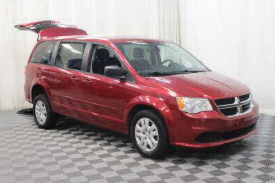 2014 Dodge Grand Caravan Wheelchair Van For Sale -- Thumb #7