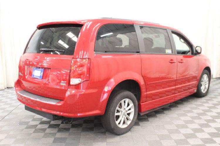 2016 Dodge Grand Caravan SXT Wheelchair Van For Sale #6