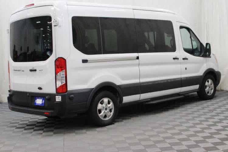 2017 Ford Transit Passenger 350 XLT 15 Wheelchair Van For Sale #9