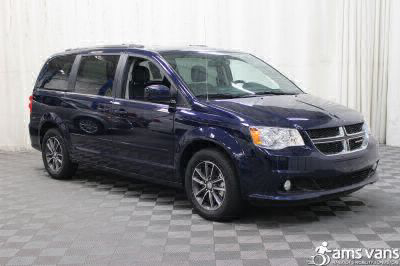 Handicap Van for Sale - 2017 Dodge Grand Caravan SXT Wheelchair Accessible Van VIN: 2C4RDGCG2HR767931