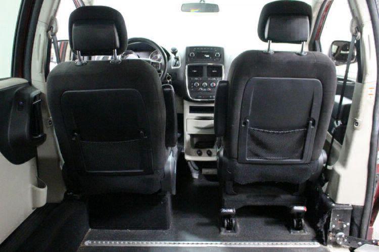 2014 Dodge Grand Caravan SXT Wheelchair Van For Sale #7