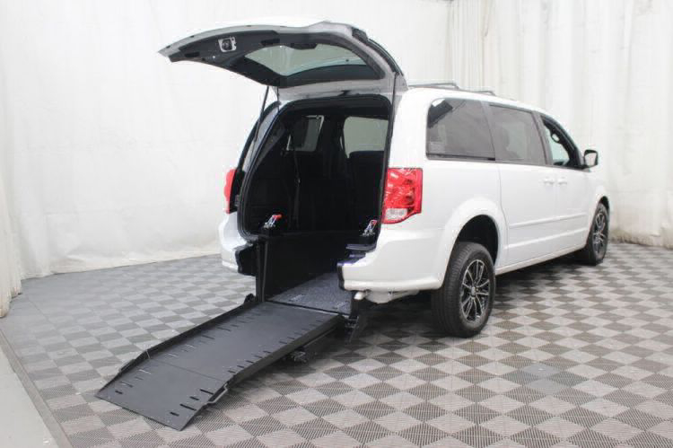 2017 Dodge Grand Caravan GT Wheelchair Van For Sale #3