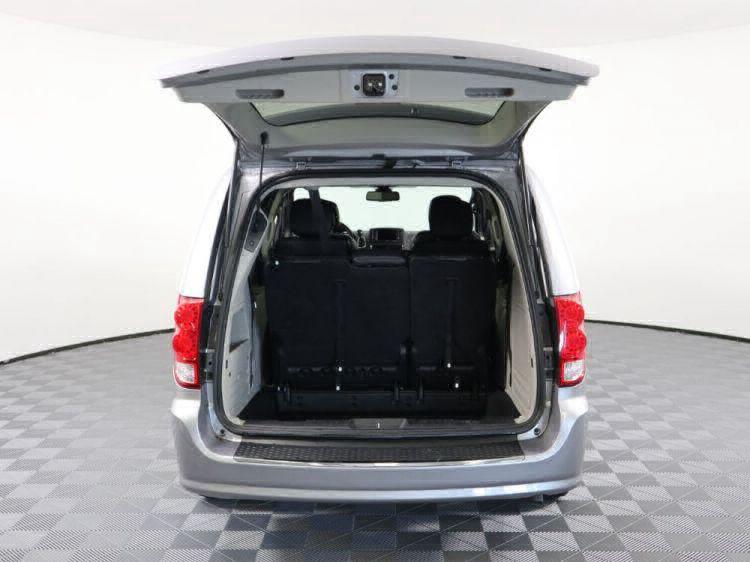 2018 Dodge Grand Caravan SXT Wheelchair Van For Sale #5