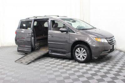 Used 2014 Honda Odyssey EX-L Wheelchair Van
