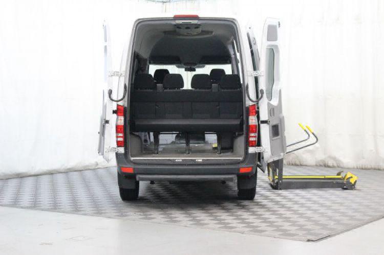 2016 Mercedes-Benz Sprinter 2500 144 WB Wheelchair Van For Sale #7