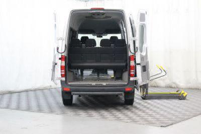 2016 Mercedes-Benz Sprinter Wheelchair Van For Sale -- Thumb #7
