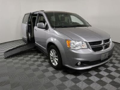 New Wheelchair Van for Sale - 2019 Dodge Grand Caravan SXT Wheelchair Accessible Van VIN: 2C4RDGCGXKR655997