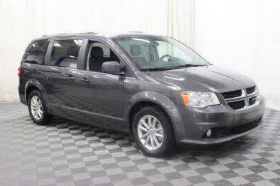 Handicap Van for Sale - 2018 Dodge Grand Caravan SXT Wheelchair Accessible Van VIN: 2C4RDGCG4JR216258