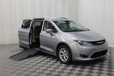 Handicap Van for Sale - 2017 Chrysler Pacifica Touring-L Plus Wheelchair Accessible Van VIN: 2C4RC1EG0HR756813