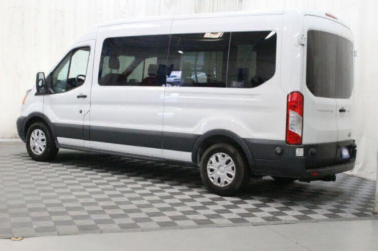 2016 Ford Transit Wagon 350 XLT 12 Wheelchair Van For Sale #14