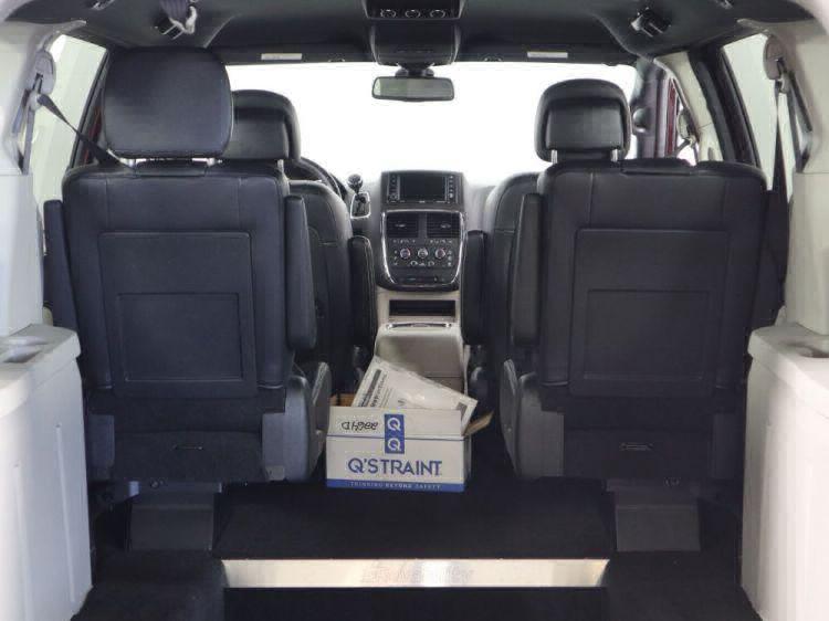 2018 Dodge Grand Caravan SXT Wheelchair Van For Sale #6