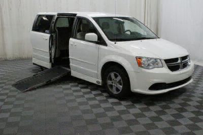 Used Wheelchair Van for Sale - 2012 Dodge Grand Caravan SXT Wheelchair Accessible Van VIN: 2C4RDGCG3CR141085