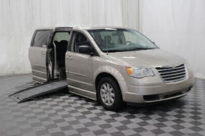 Used Wheelchair Van for Sale - 2009 Chrysler Town & Country LX Wheelchair Accessible Van VIN: 2A8HR44E49R561237