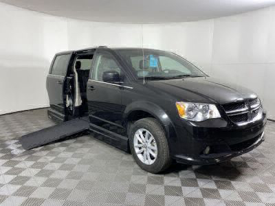 New Wheelchair Van for Sale - 2019 Dodge Grand Caravan SXT Wheelchair Accessible Van VIN: 2C4RDGCG7KR656721