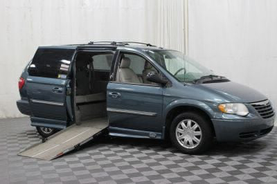 Used 2006 Chrysler Town & Country Touring Wheelchair Van