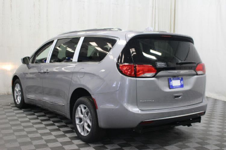 2017 Chrysler Pacifica Touring-L Plus Wheelchair Van For Sale #38