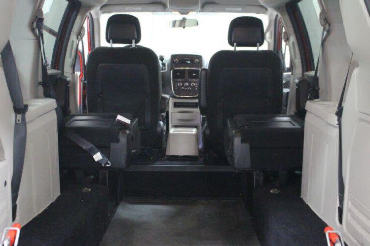 2016 Dodge Grand Caravan SE Wheelchair Van For Sale #7