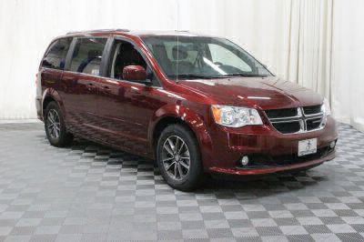 New Wheelchair Van for Sale - 2017 Dodge Grand Caravan SXT Wheelchair Accessible Van VIN: 2C4RDGCG6HR732289