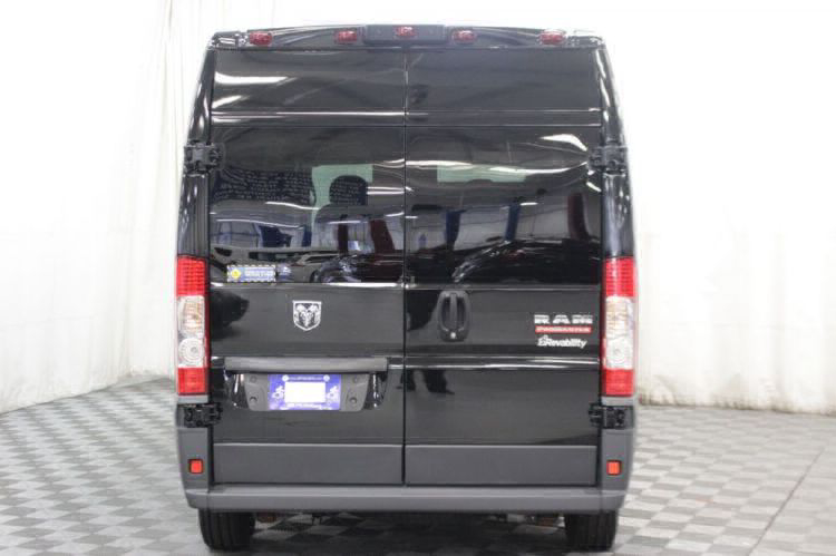 2018 Dodge ProMaster Window 2500 159 WB Wheelchair Van For Sale #5