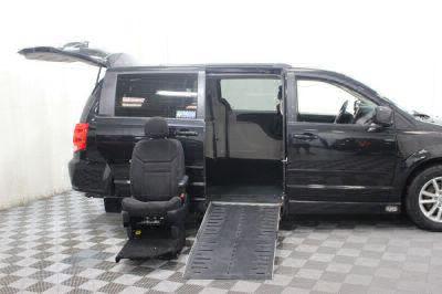 2015 Dodge Grand Caravan Wheelchair Van For Sale -- Thumb #10