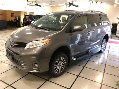New Wheelchair Van for Sale - 2019 Toyota Sienna XLE Wheelchair Accessible Van VIN: 5TDYZ3DC4KS971257