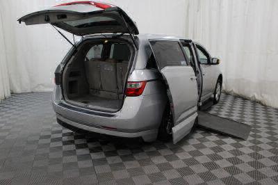 2012 Honda Odyssey Wheelchair Van For Sale -- Thumb #2