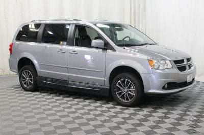 Handicap Van for Sale - 2017 Dodge Grand Caravan SXT Wheelchair Accessible Van VIN: 2C4RDGCG3HR717393
