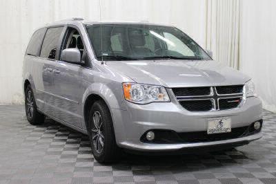 Commercial Wheelchair Vans for Sale - 2017 Dodge Grand Caravan SXT ADA Compliant Vehicle VIN: 2C4RDGCG8HR586042