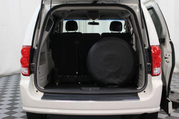 2012 Dodge Grand Caravan SXT Wheelchair Van For Sale #6