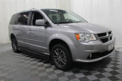 New Wheelchair Van for Sale - 2017 Dodge Grand Caravan SXT Wheelchair Accessible Van VIN: 2C4RDGCG7HR783283