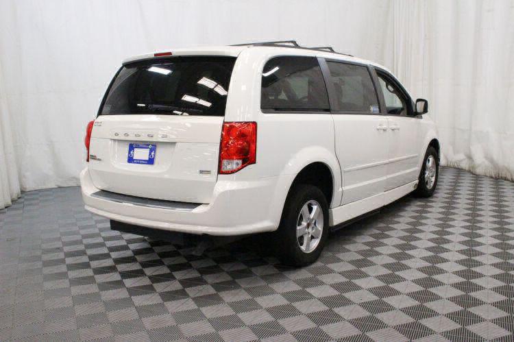 2012 Dodge Grand Caravan SXT Wheelchair Van For Sale #12