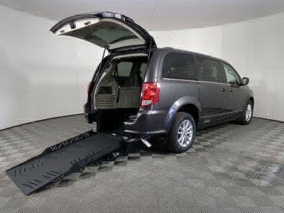 New Wheelchair Van for Sale - 2019 Dodge Grand Caravan SXT Wheelchair Accessible Van VIN: 2C4RDGCG0KR761309
