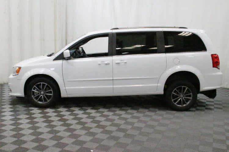 2017 Dodge Grand Caravan SXT Wheelchair Van For Sale #16