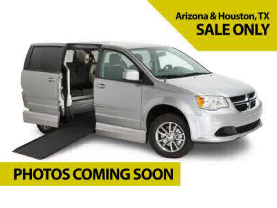 Handicap Van for Sale - 2019 Dodge Grand Caravan GT Wheelchair Accessible Van VIN: 2C4RDGEG8KR745145