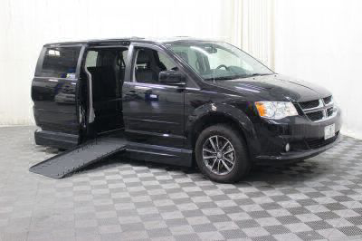 Handicap Van for Sale - 2017 Dodge Grand Caravan SXT Wheelchair Accessible Van VIN: 2C4RDGCG7HR545854