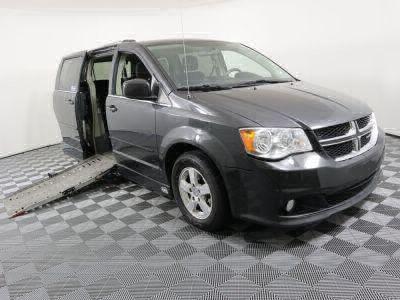 Used Wheelchair Van for Sale - 2011 Dodge Grand Caravan Crew Wheelchair Accessible Van VIN: 2D4RN5DG2BR721008